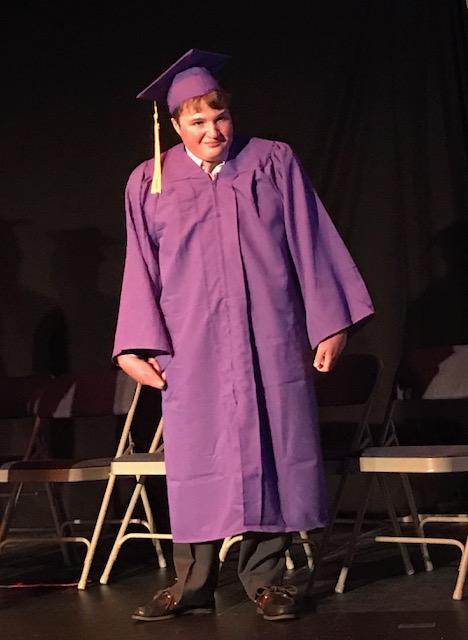 james graduation 1